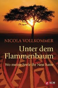 Cover Unter dem Flammenbaum