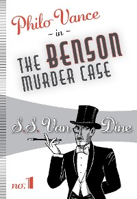 Cover The Benson Murder Case