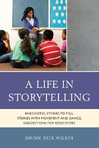 Cover A Life in Storytelling