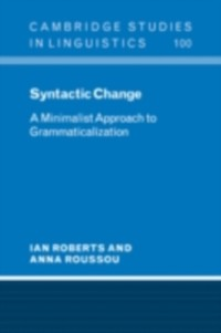 Cover Syntactic Change