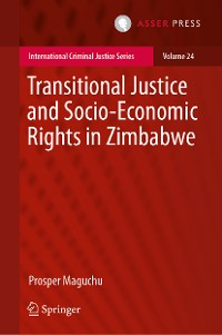 Cover Transitional Justice and Socio-Economic Rights in Zimbabwe