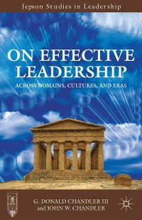 Cover On Effective Leadership
