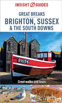 Cover Insight Guides Great Breaks Brighton, Sussex & the South Downs (Travel Guide eBook)