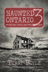 Cover Haunted Ontario 3