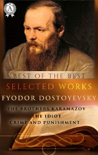 Cover Selected works Fyodor Dostoevsky