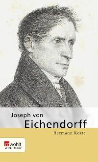 Cover Joseph von Eichendorff
