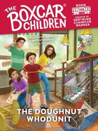 Cover The Doughnut Whodunit