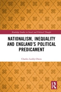 Cover Nationalism, Inequality and England's Political Predicament