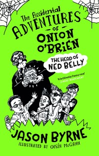 Cover The Accidental Adventures of Onion O'Brien