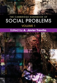 Cover Cambridge Handbook of Social Problems: Volume 1
