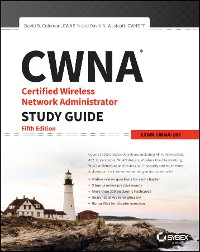 Cover CWNA Certified Wireless Network Administrator Study Guide