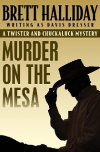 Cover Murder on the Mesa