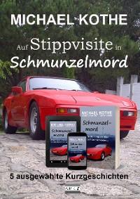 Cover Auf Stippvisite in Schmunzelmord