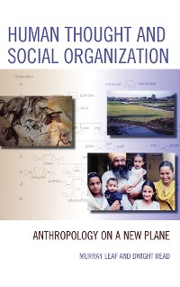 Cover Human Thought and Social Organization
