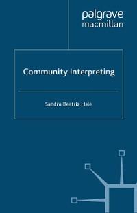 Cover Community Interpreting