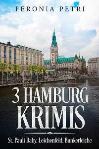 Cover 3 Hamburg Krimis