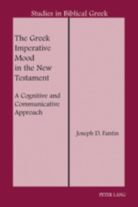 Cover Greek Imperative Mood in the New Testament