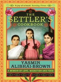 Cover The Settler's Cookbook