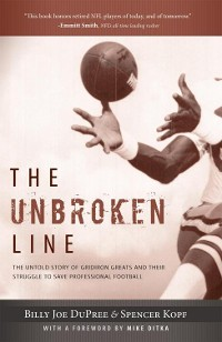 Cover The Unbroken Line