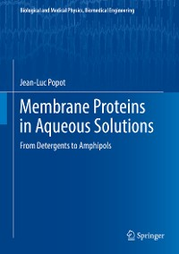 Cover Membrane Proteins in Aqueous Solutions