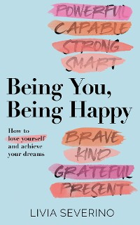 Cover Being You, Being Happy