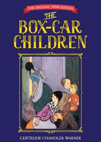 Cover The Box-Car Children