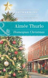 Cover Homespun Christmas (Mills & Boon Heartwarming)