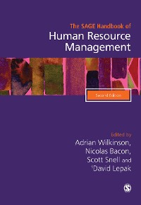 Cover The SAGE Handbook of Human Resource Management