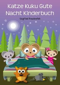 Cover Katze Kuku Gute Nacht Kinderbuch