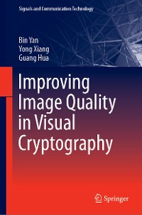 Cover Improving Image Quality in Visual Cryptography