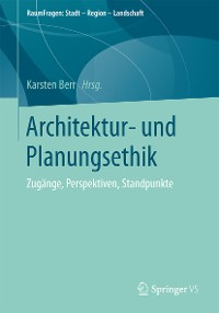 Cover Architektur- und Planungsethik