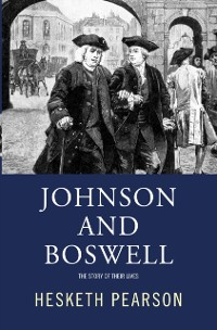 Cover Johnson And Boswell: The Story Of Their Lives