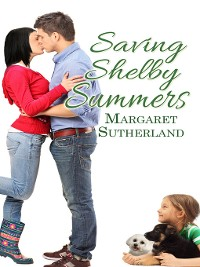 Cover Saving Shelby Summers