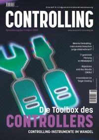 Cover Die Toolbox des Controllers: Controllinginstrumente im Wandel