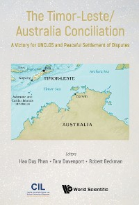 Cover The Timor-Leste/Australia Conciliation