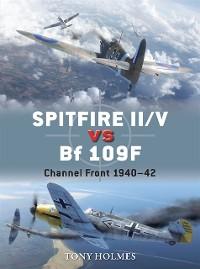 Cover Spitfire II/V vs Bf 109F