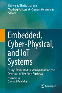 Cover Embedded, Cyber-Physical, and IoT Systems
