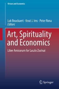 Cover Art, Spirituality and Economics
