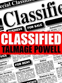 Cover Classified