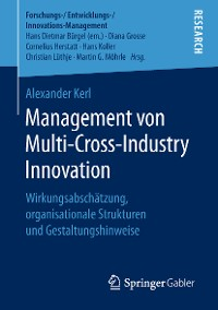 Cover Management von Multi-Cross-Industry Innovation