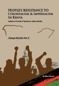 Cover People's Resistance to Colonialism and Imperialism in Kenya