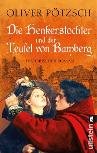 Cover Die Henkerstochter und der Teufel von Bamberg