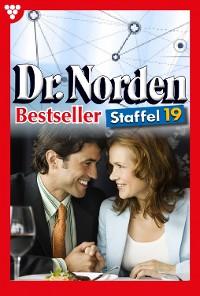 Cover Dr. Norden Bestseller Staffel 19 – Arztroman