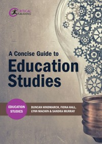 Cover Concise Guide to Education Studies
