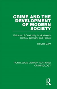 Cover Crime and the Development of Modern Society