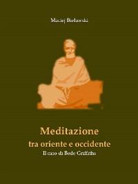 Cover Meditazione tra Oriente e Occidente
