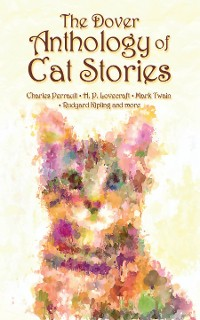 Cover The Dover Anthology of Cat Stories