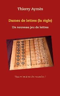 Cover Dames de lettres (la règle)