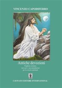 Cover Antiche devozioni