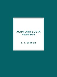 Cover Mapp and Lucia Omnibus